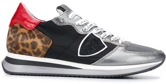 Philippe Model Paris TRPX Leopard sneakers