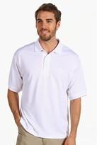 Columbia Perfect Casttm Polo (White) Men's Short Sleeve Pullover
