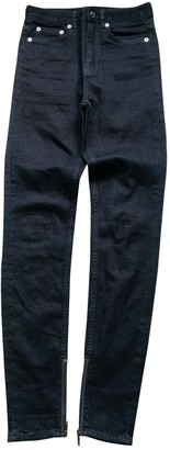 BLK DNM Blue Cotton Jeans