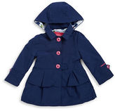 London Fog Girls 2-6x Little Girls Water-Resistant Jacket