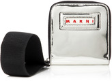 Marni Mirrored Leather Wallet