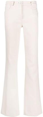 Giambattista Valli Mid-Rise Bootcut Jeans