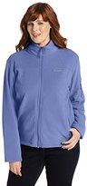 Columbia Women's Plus-Size Fast Trek II Full-Zip Fleece Jacket