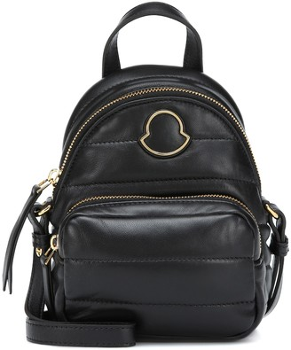 Moncler Kilia Small leather backpack