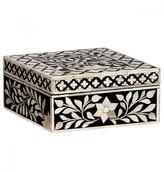 Mela Artisans Imperial Beauty Square Box