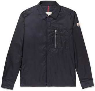 Moncler Shell Bomber Jacket