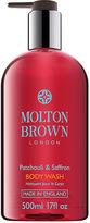 Molton Brown Body Wash (Value Size!), Patchouli and Saffron 16.7 oz (500 ml)
