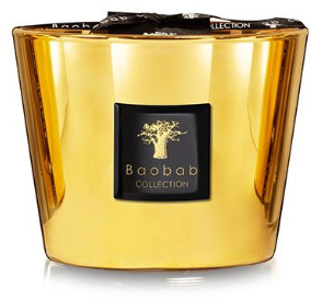 Baobab Collection Max 10 Les Exclusives Aurum Scented Candle