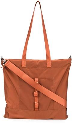 YMC Checked Tote Bag