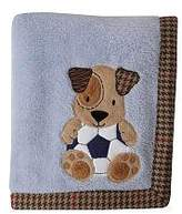 Lambs & Ivy Bow Wow Blanket