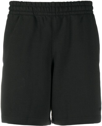 adidas Originals x Pharrell Williams Cotton Slouch Shorts
