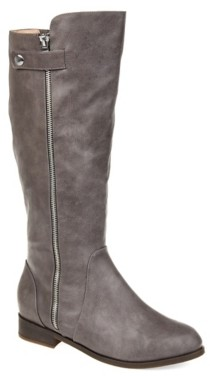 Journee Collection Kasim Wide Calf Boot