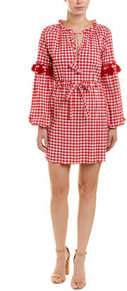 MISA Los Angeles Lisseth Gingham Shift Dress