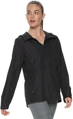 ZeroXposur Women's Darlene Packable Hooded Jacket