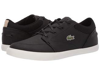 Lacoste Bayliss 119 1 (Black/Off-White) Men's Shoes