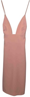 House Of CB Pink Sponge Dresses