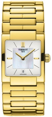 Tissot Women's T-Trend Mother of Pearl Watch, 23mm
