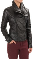 Bod & Christensen Leather Jacket (For Women)