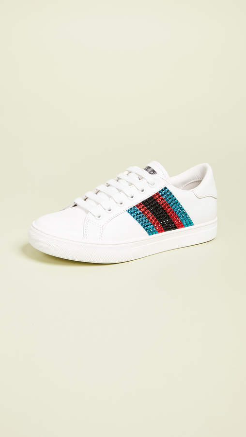Marc Jacobs Empire Strass Low Top Sneakers