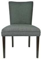 Alex Parsons Chair Sole Designs Upholstery Color: Charcoal