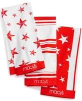 Macy's Set of 3 Dish Towels