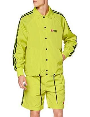 Diesel Men's J-akito Jacket Sweat