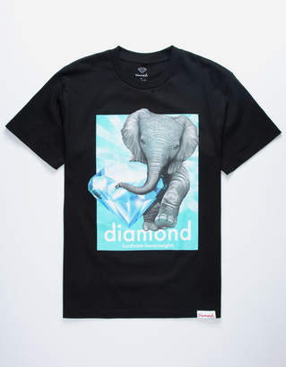 Diamond Supply Co. Endangered Mens T-Shirt