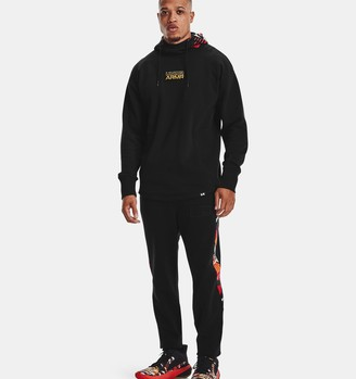 Under Armour Men's UA CNY Fleece Snap Pants