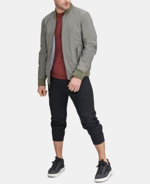 Andrew Marc Men's Bomber Jacket