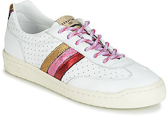 Serafini COURT women's Shoes (Trainers) in Multicolour