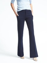 Banana Republic Peyton-Fit Bi-Stretch Flare Pant
