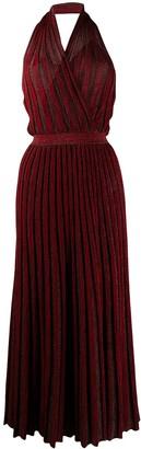 Missoni Pleated Maxi Dress