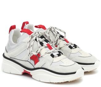 Isabel Marant Kindsay suede sneakers