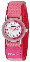 Ravel Children's Timeteacher Strap Watch