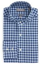 Michael Bastian Men's Trim Fit Gingham Dress Shirt