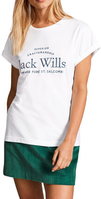 Jack Wills Forstal Boyfriend T Shirt Two
