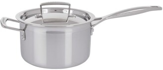 Le Creuset 3-Ply Stainless Steel Saucepan (18cm)
