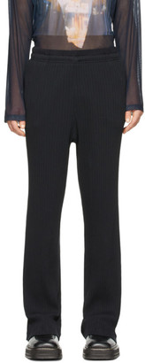 Our Legacy Black Stripe Trousers