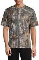 Asstd National Brand Avenger Hunting Crew Neck Short Sleeve Thermal Shirt