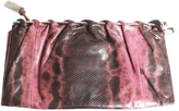 Gucci Python Clutch Bag