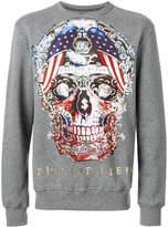 Philipp Plein Pusher sweatshirt