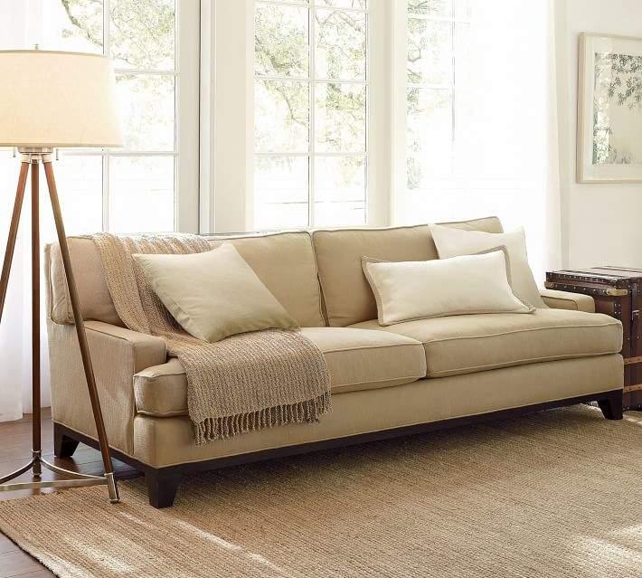 Astounding Seabury Upholstered Sofa Interior Design Ideas Ghosoteloinfo