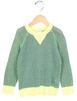 Stella McCartney Boys' Crew Neck Knit Sweater