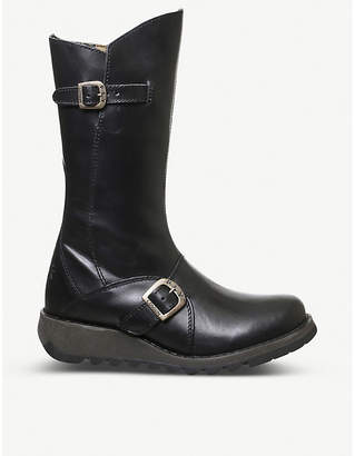 Fly London Mes 2 leather boots