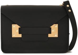 Sophie Hulme Milner Mini Matte-leather Shoulder Bag