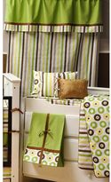 Bacati Mod Dots & Stripes Curtain Panel