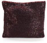 Club Monaco Purple Beaded Special Occasion Wear Medium Sized Clutch Handbag