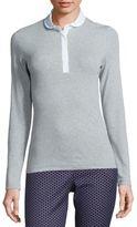 Peserico Blended Cotton Long Sleeve T-Shirt