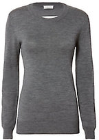 A.L.C. Liva Cross Back Sweater