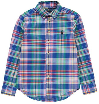 Polo Ralph Lauren Check Shirt